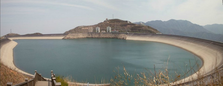 Thủy điện Tianhuangpin