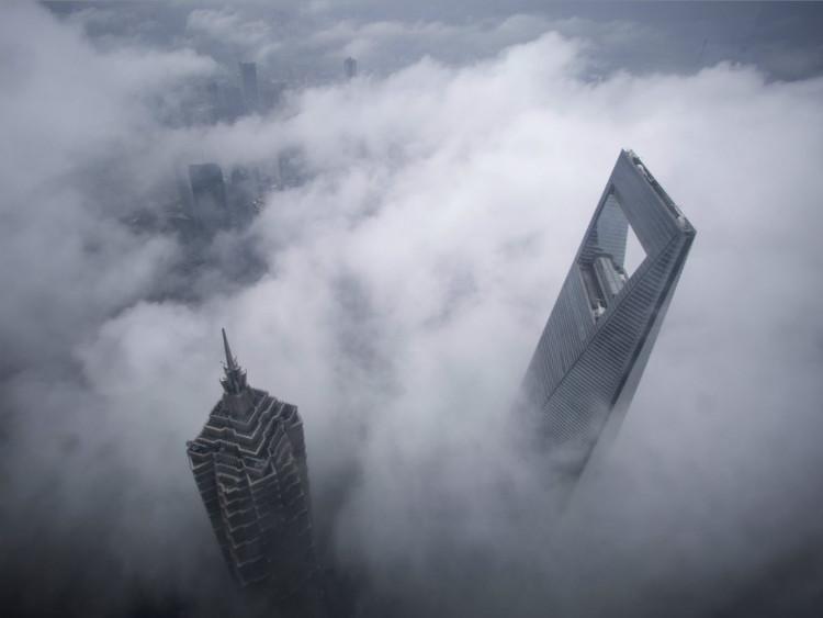 Dự án trung tâm tài chính thế giới Thượng Hải