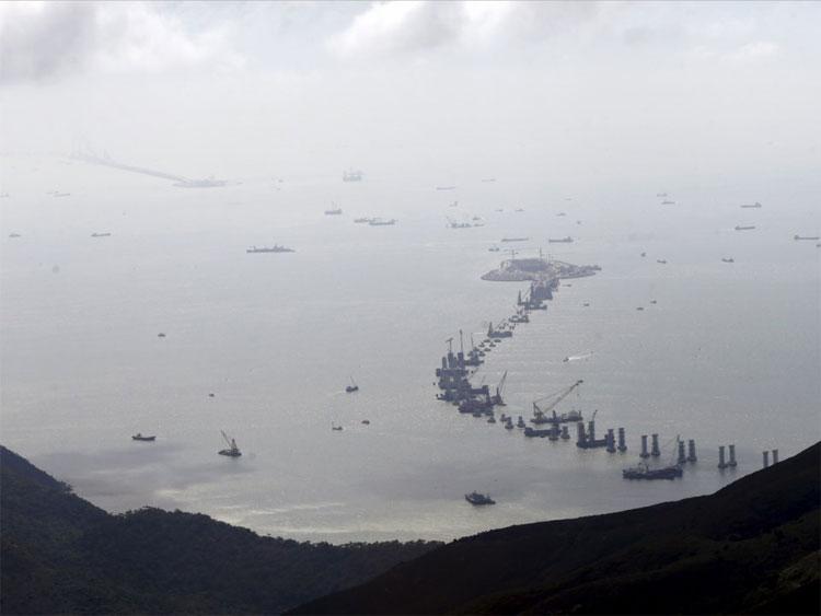 Cầu Hồng Kông-Chu Hải-Ma