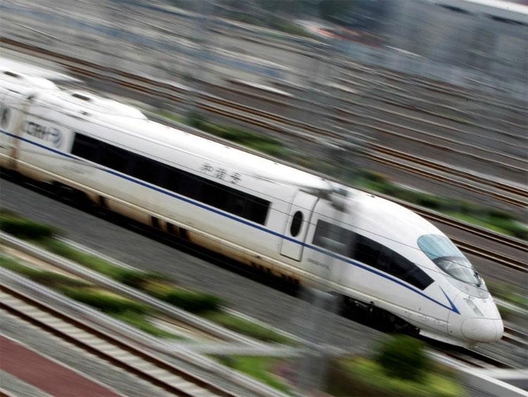 Đường sắt cao tốc Bắc Kinh-Thượng Hải