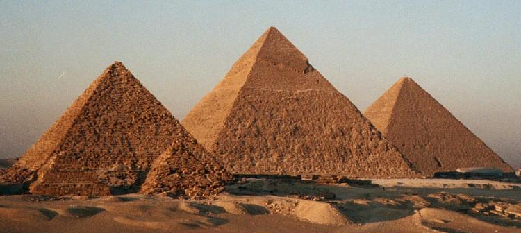 Thường thì nói đến Kim tự tháp, người ta hay nghĩ đến Ai Cập, và ngược lại.