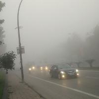 """""""Bí quyết bỏ túi"""" của các tay lái trong thời tiết sương mù"""