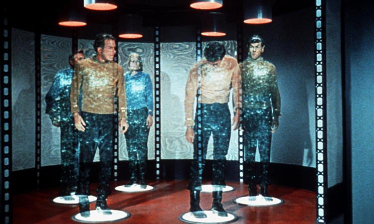 Liệu có khả năng những người này sở hữu công nghệ kiểu trong phim Star Trek?