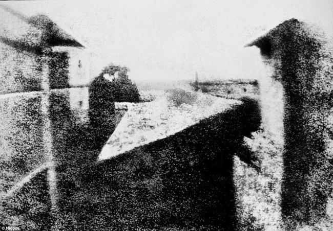 Bức ảnh chụp đầu tiên trên thế giới vào năm 1862.