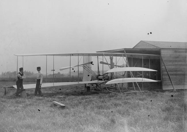 Máy bay Flyer II.