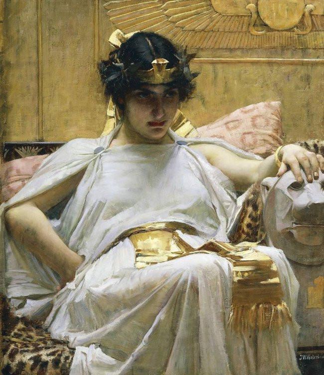 Một điều khó tin nhưng vô cùng thú vị đó là Nữ hoàng Cleopatra nổi tiếng của Ai Cập là người Hy Lạp.
