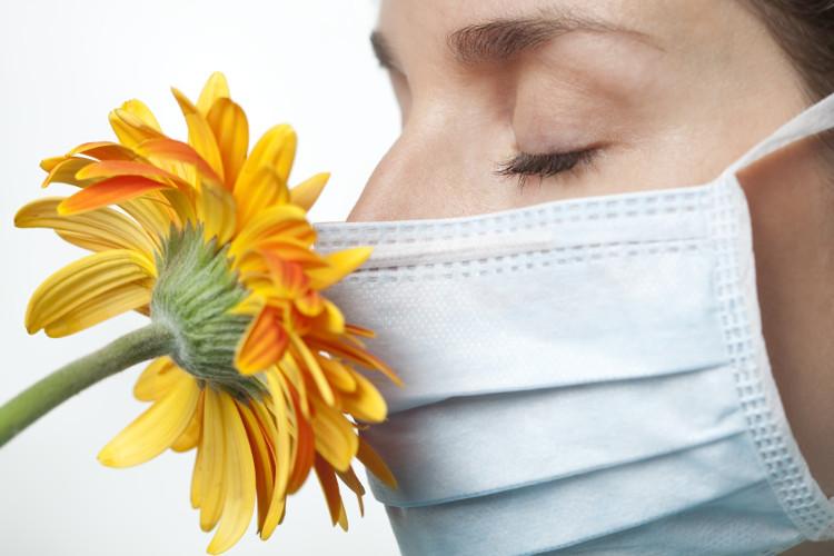 Những người cơ địa dị ứng hít phải phấn hoa có thể làm khởi phát cơn hen.