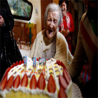 Cụ bà 117 tuổi sống thọ nhờ ăn trứng sống