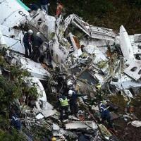 Phút tuyệt vọng của phi công chứng kiến máy bay chở đội bóng Brazil rơi