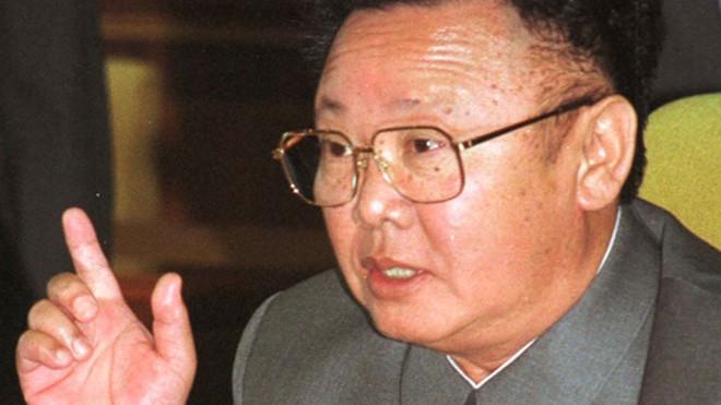Nhà lãnh đạo CHDCND Triều Tiên Kim Jong Il