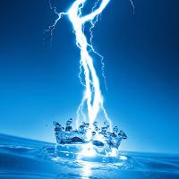 Các nhà khoa học đã được chứng kiến được cách thức điện truyền trong nước