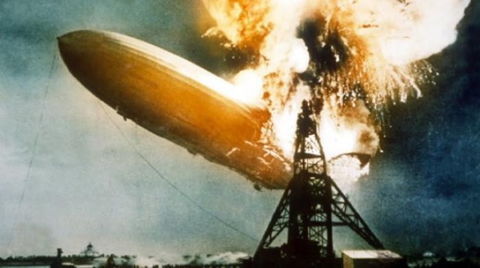 Khinh khí cầu lớn nhất thế giới chỉ ngừng hoạt động sau thảm họa tại New Jersey tháng 5/1937