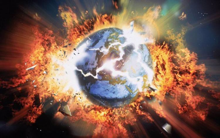 Theo tính toán của bà Roth, Trái đất sẽ bước vào ngày tận thế cuối năm 2016.
