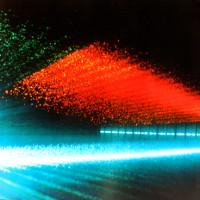 Tia laser đầu tiên tạo ra từ nước và ánh sáng