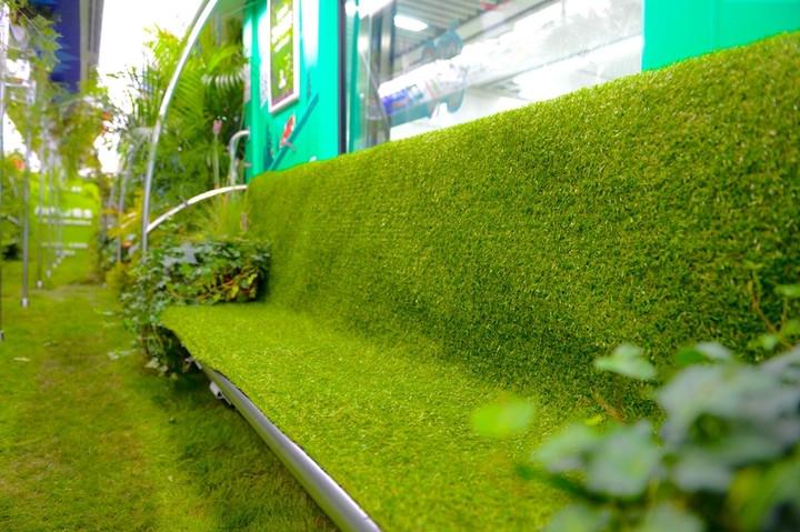 Đây là nỗ lực của thành phố Hàng Châu nhằm mang năng lượng xanh ứng dụng vào trong phương tiện giao thông.