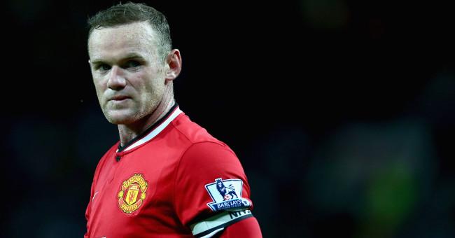 Cầu thủ Wayne Rooney.