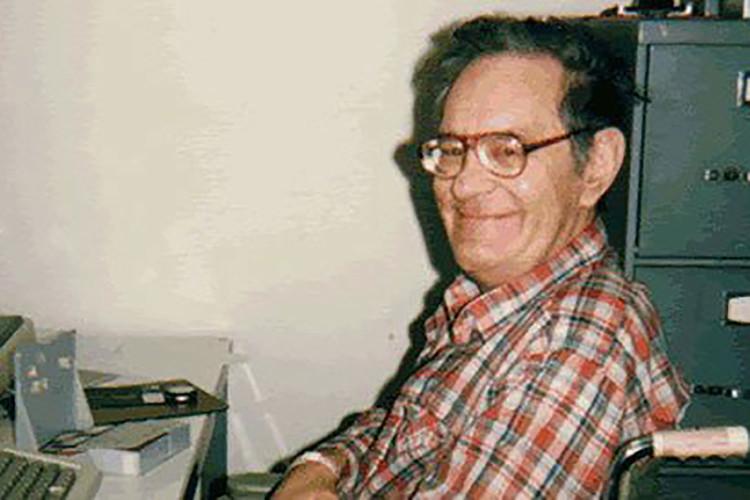 Henry Molaison năm 1986.