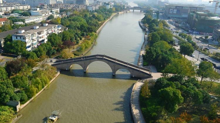 Kênh đào Đại Vận Hà của Trung Quốc (Kinh Hàng Đại Vận Hà) là con kênh đào cổ đại có quy mô vĩ đại nhất trên thế giới.
