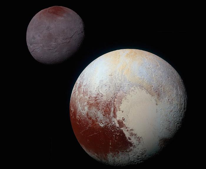 Liệu có sự sống ở nơi có khối lượng lớn ammonia như trên sao Diêm Vương?