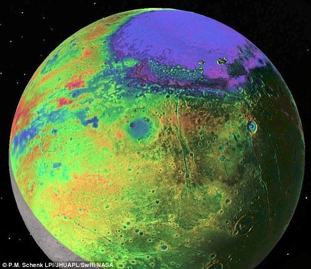 Đại dương ngầm trên Pluto nuôi dưỡng được sự sống?