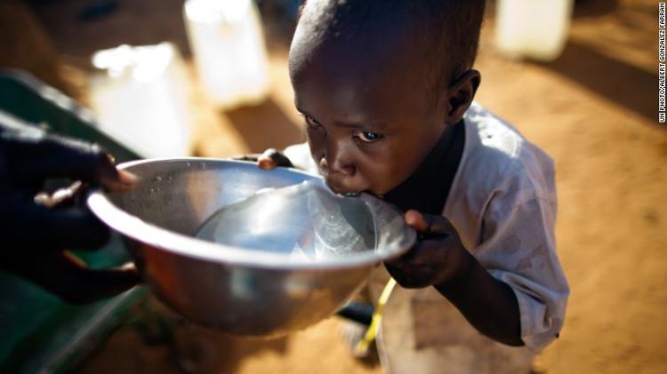Các chuyên gia nói rằng nếu không can thiệp kịp thời, một phần của Sudan sẽ không thể sinh sống được do biến đổi khí hậu.