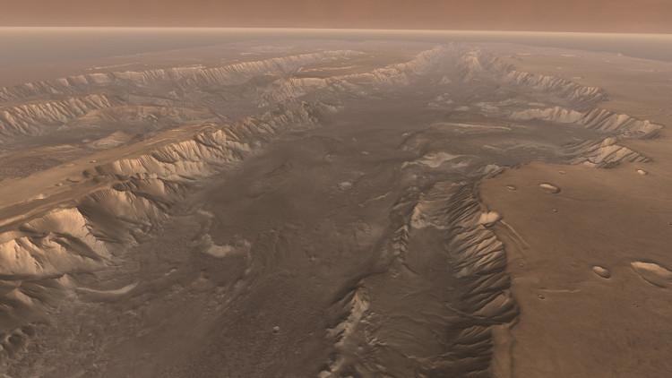 Biến đổi khí hậu có thể kéo dài đến 10 triệu năm trên sao Hỏa.