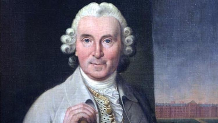 Bác sĩ James Lind - Cha đẻ của y học Hải quân Hoàng gia Anh.
