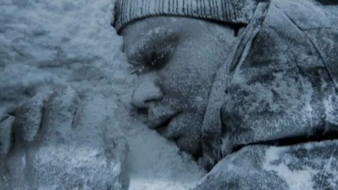 Châu Nam Cực là một trong những nơi khắc nghiệt nhất trên Trái Đất.