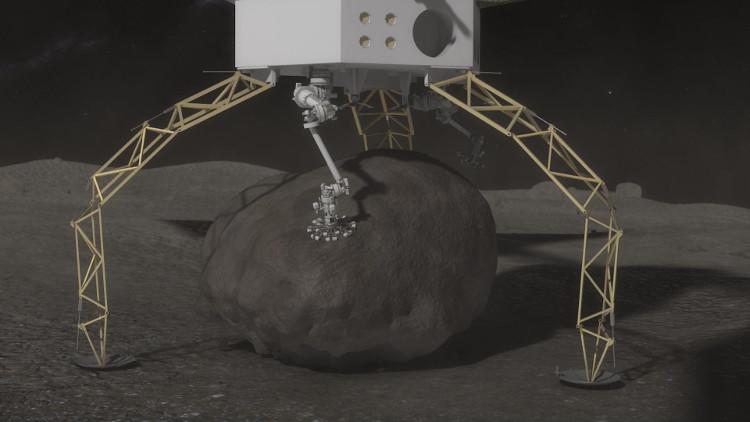 ARM đang là chương trình trọng điểm để đối phó với thiên thạch va đập vào Trái đất.