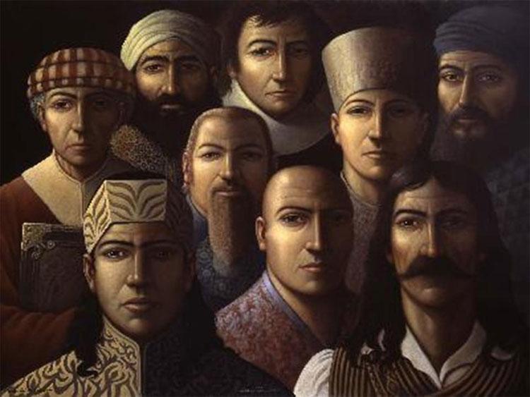 Nhóm 9 người bí ẩn được hoàng đế Ashoka lập nên.