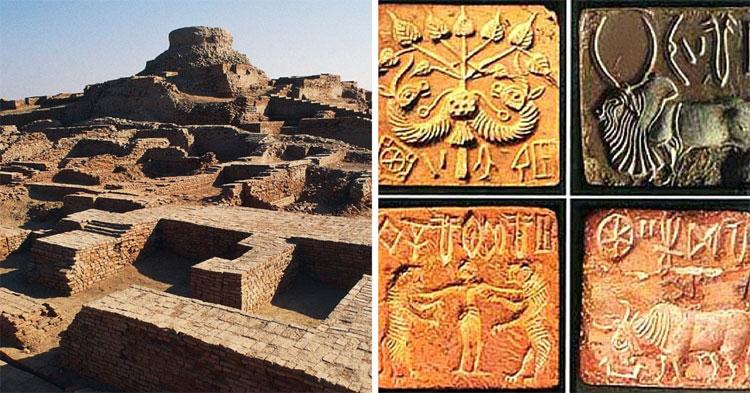 Thung lũng Indus được xem như một nên văn minh vĩ đại và cổ xưa nhất ở Ấn Độ