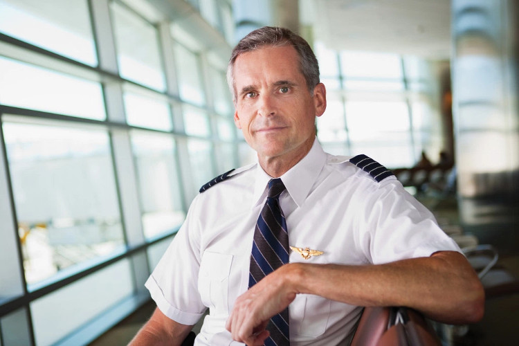 Phi công Chris Cooke có hơn 20 năm kinh nghiệm lái máy bay đường dài.