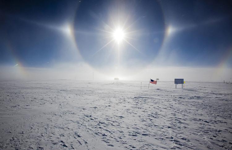 Nam Cực là nơi trú ẩn an toàn nhất, theo các chuyên gia.