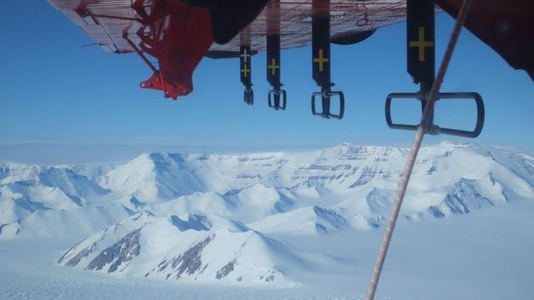 Nam Cực được coi là nơi bí ẩn nhất thế giới.
