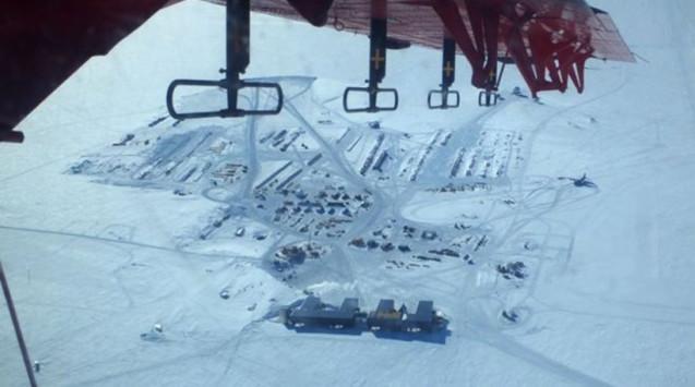 Các nhà khoa học mất rất nhiều thời gian và công sức để vận chuyển trang thiết bị tới Nam Cực.