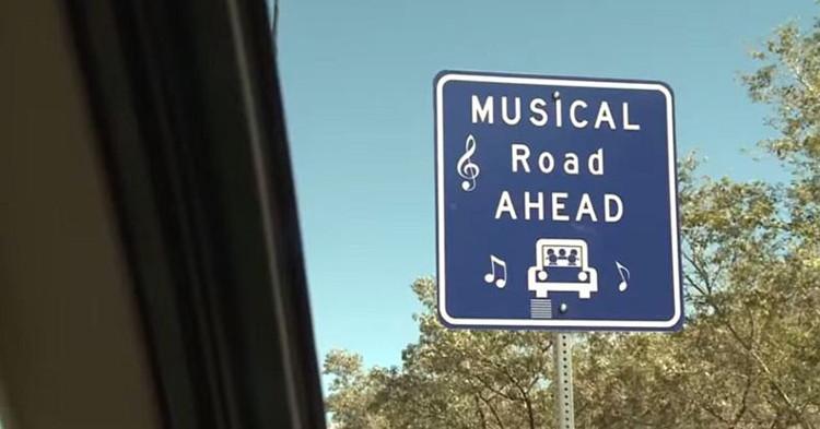 Con đường âm nhạc đầu tiên trên thế giới được làm ra bởi 2 nghệ sĩ Đan Mạch.