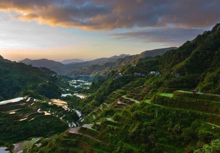 Các ruộng bậc thang Philippines