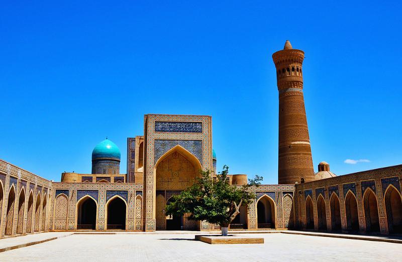 Trung tâm lịch sử của Bukhara