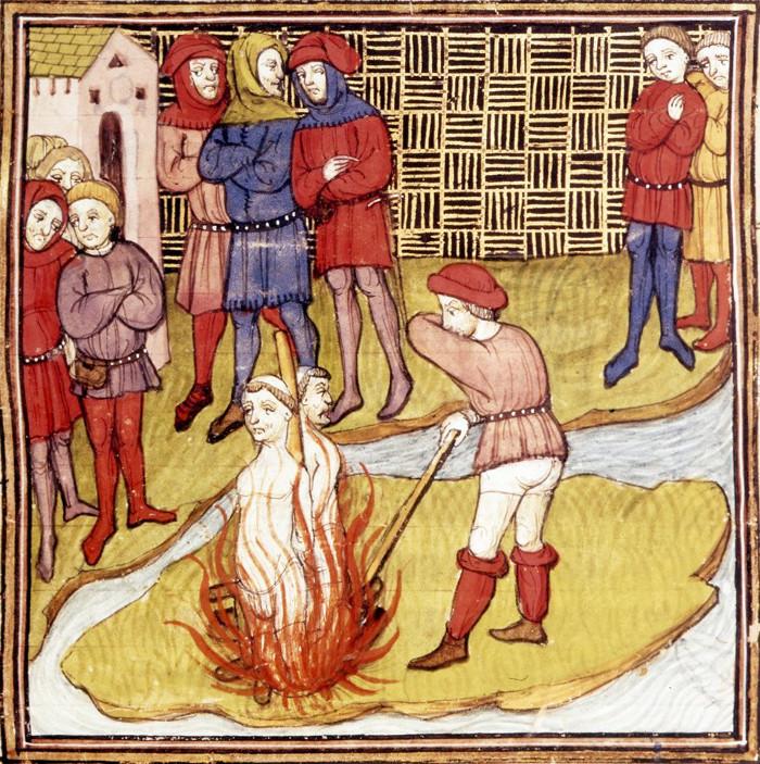 Lời nguyền chết chóc của Jacques De Molay