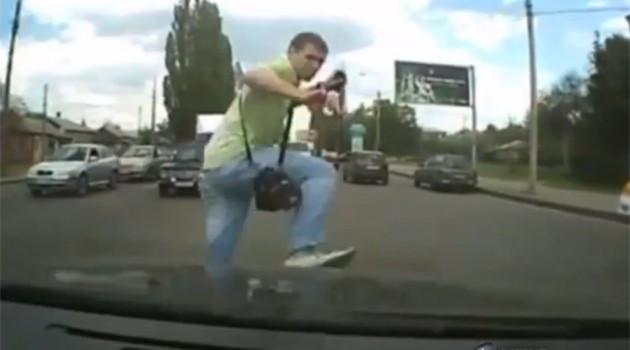 Nhiều tài xế không nhận ra có người ở trước mặt ngay trước khi xảy ra tai nạn.