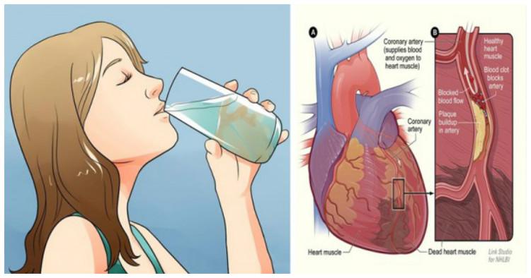 Phương pháp uống nước của người Nhật giúp bạn cả đời không lo bệnh