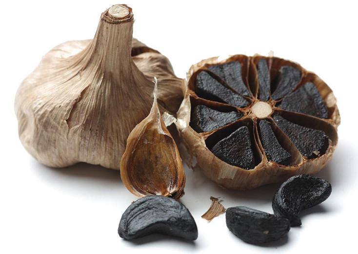 Tỏi đen có tác dụng rất tốt cho sức khỏe.