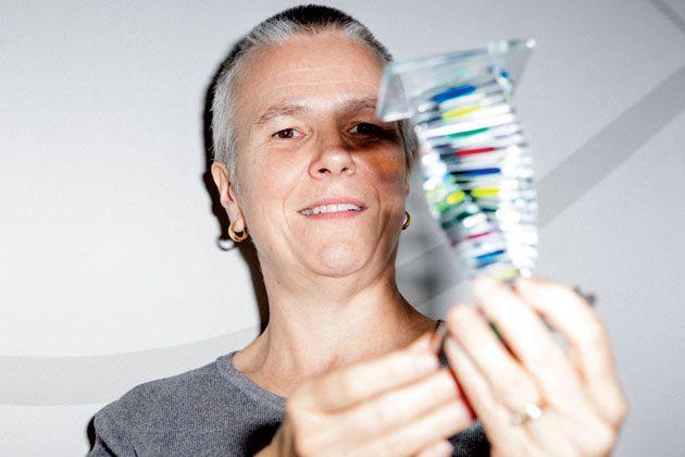 Chân dung Sheron Terry, người phụ nữ vĩ đại đã tự lao vào nghiên cứu chữa căn bệnh hiểm nghèo cho con mình.
