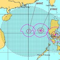 Không khí lạnh và hoàn lưu bão gây mưa lớn tại miền Trung