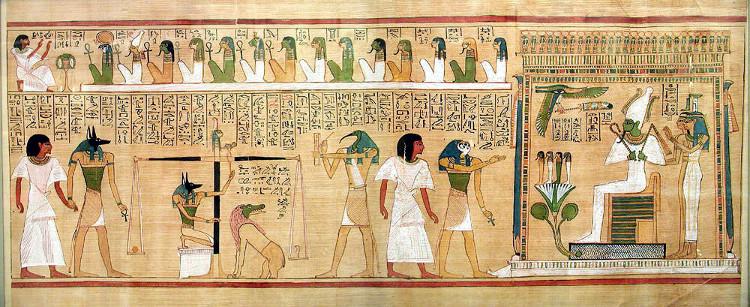 Thế giới tâm linh trong nền văn hóa Ai Cập: Địa ngục Duat