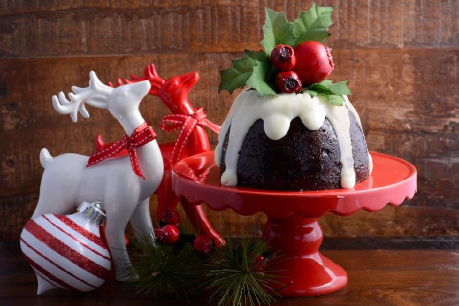 Pudding Giáng sinh biểu tượng ẩm thực của nước Anh