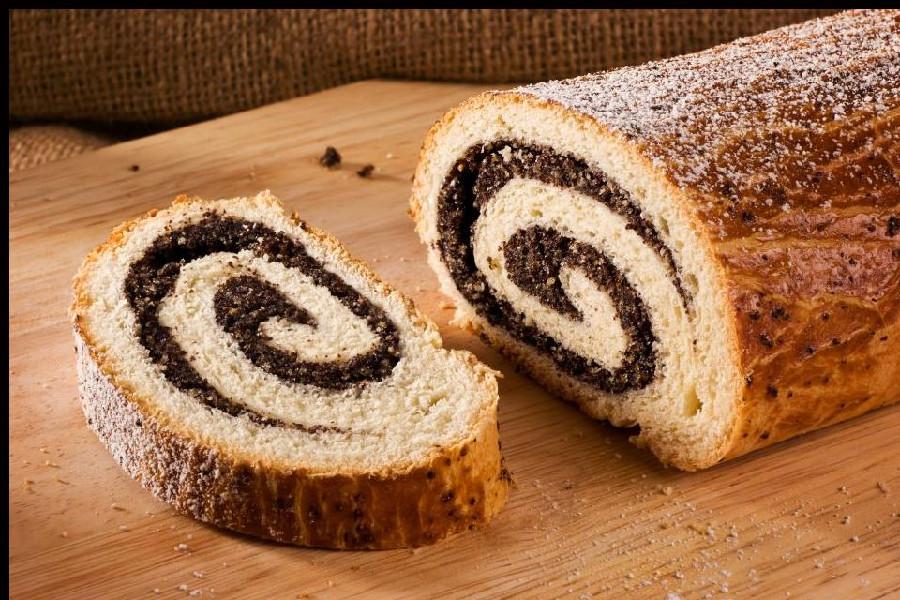 Người Hungary không thể ăn mừng Giáng sinh mà không có bánh Beigli làm từ hạt poppy