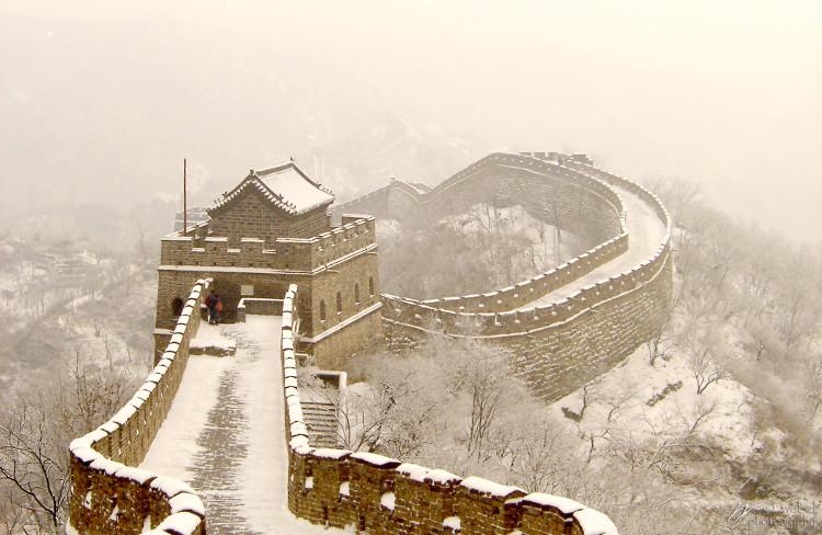 """Vạn Lý Trường Thành còn được gọi là """"Nghĩa địa dài nhất thế giới""""."""