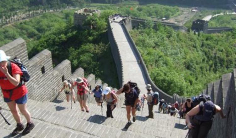 Vạn Lý Trường Thành là một điểm du lịch hấp dẫn ở Bắc Kinh, Trung Quốc.