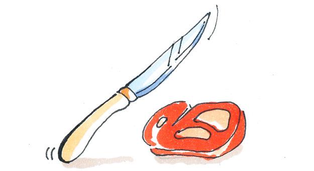 Dao cheft hoặc dao thái